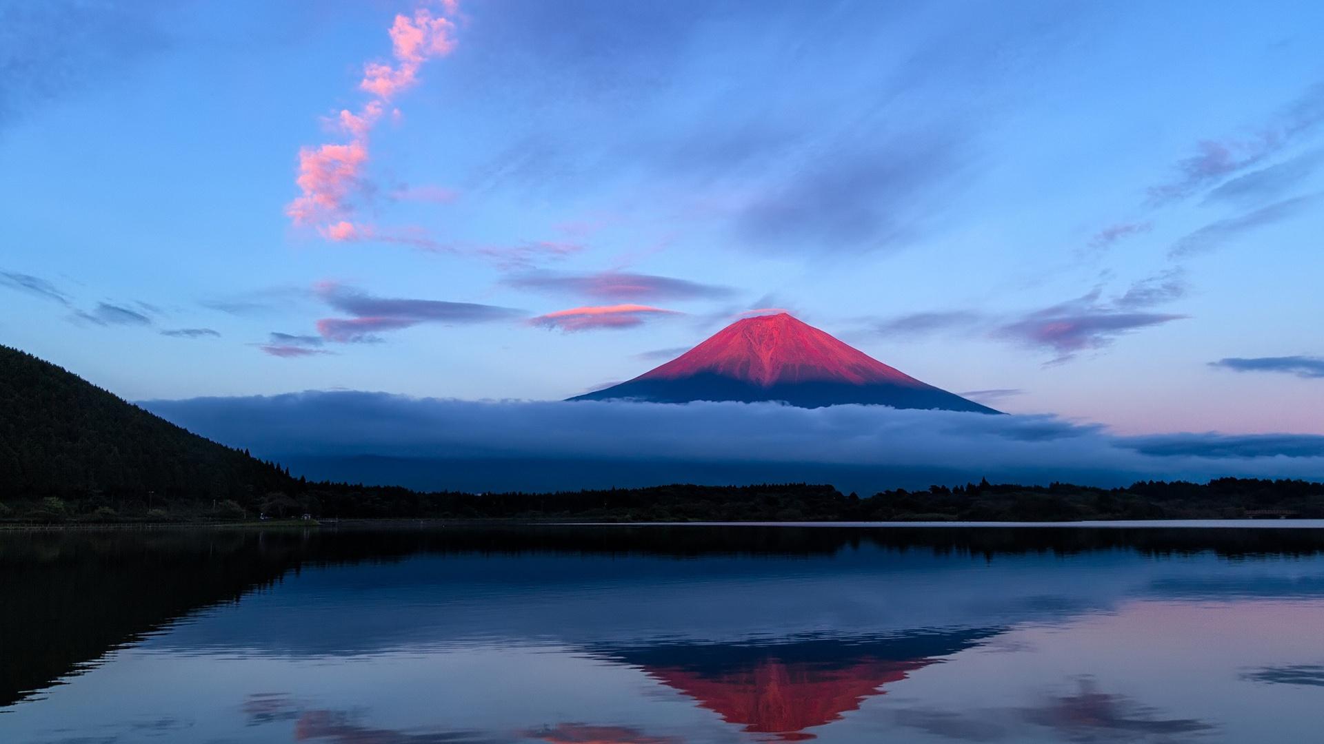 La vie est comme une montagne