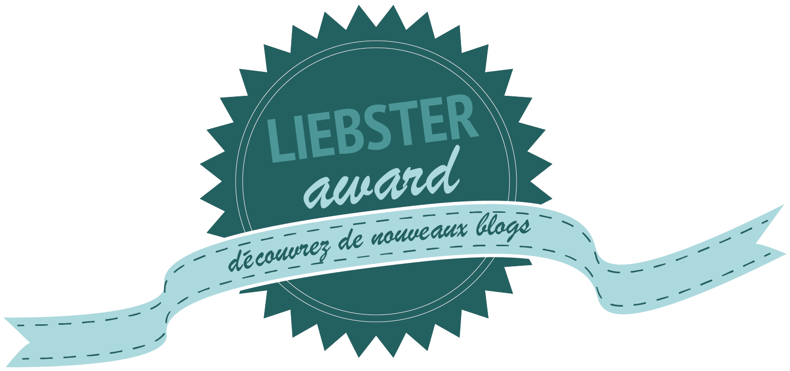 Ma nomination aux Liebster Awards !