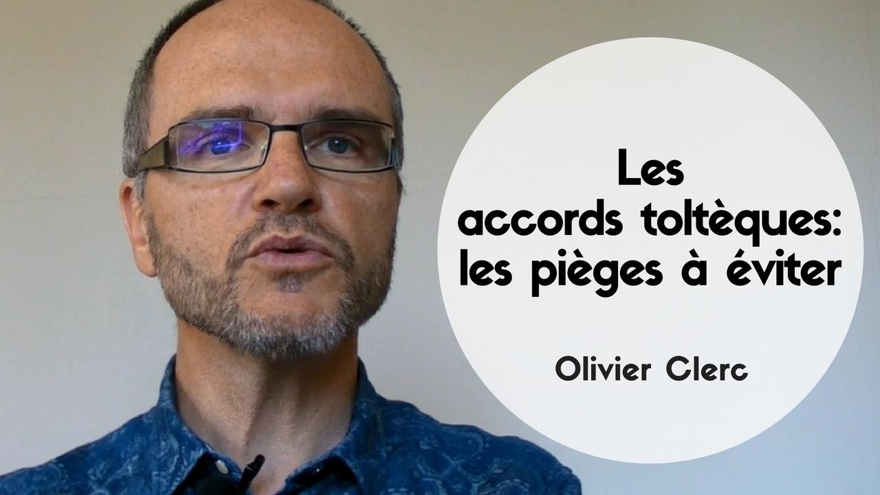 Une trilogie de sagesse avec Olivier Clerc