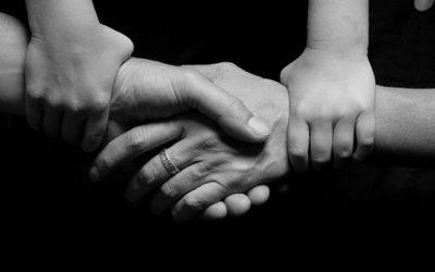 Méditation du toucher